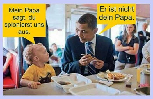 Obama weiss alles ... LOL