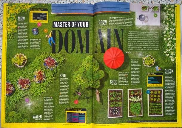 Geek Tools for Gardeners