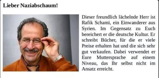 Lieber Naziabschaum